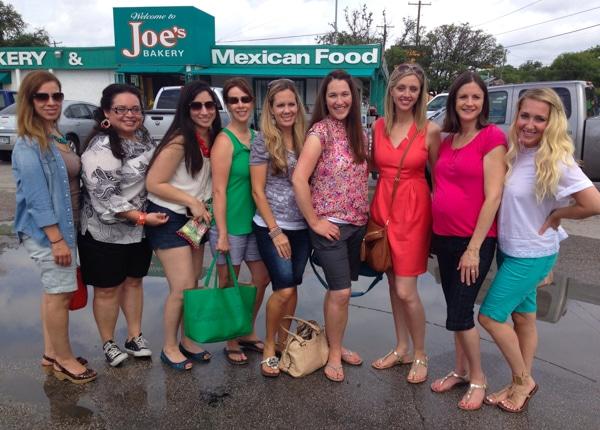 Old El Paso's #FreshestBloggers