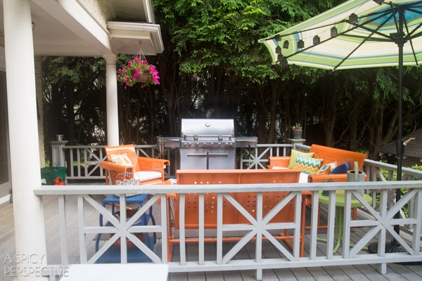 Remodel Your Outdoor Living Space #giveaway #diy #home
