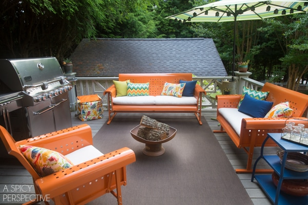 Remodeling Outdoor Living Spaces #giveaway #diy #home