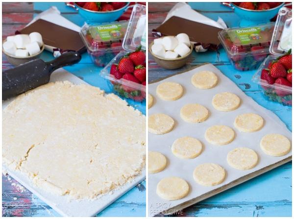 How to Make S'mores Strawberry Shortcake Recipe #smores #summer #strawberryshortcake