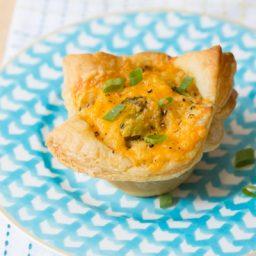 Broccoli Cheese Rice Casserole