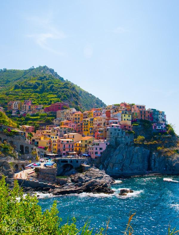 Exploring Cinque Terre, Italy #travel #italy #cinqueterre