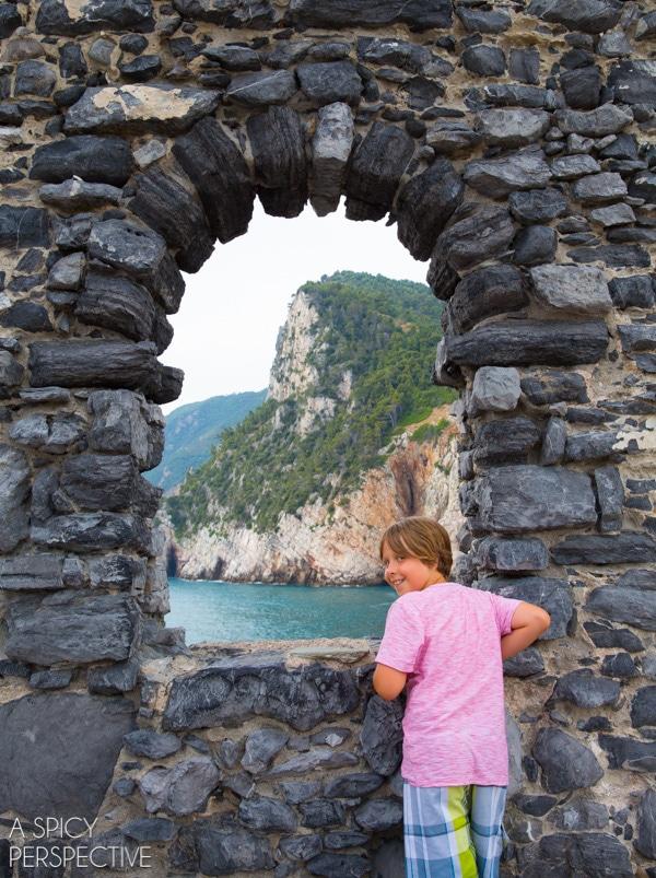 Visit Portovenere, Italy #travel #italy #cinqueterre