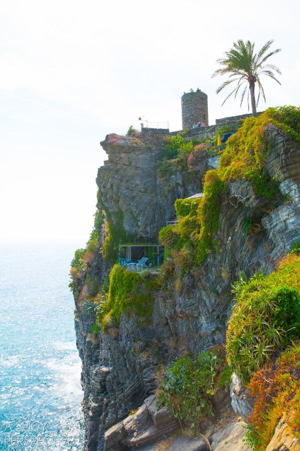Vernazza - Cinque Terre, Italy #travel #italy #cinqueterre