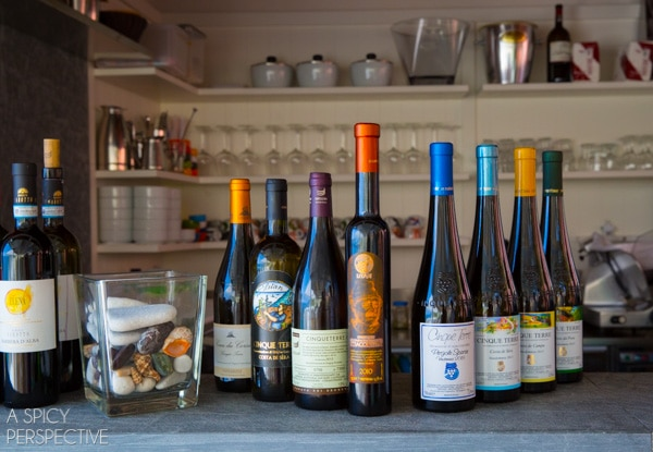 Cinque Terre Wine , Italy #travel #italy #cinqueterre