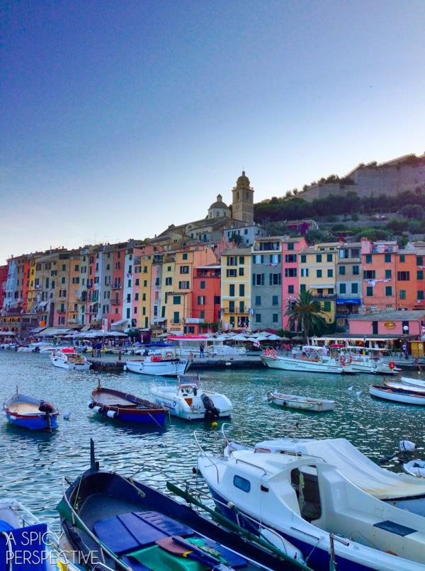 Porto Venere, Italy #travel #italy #cinqueterre