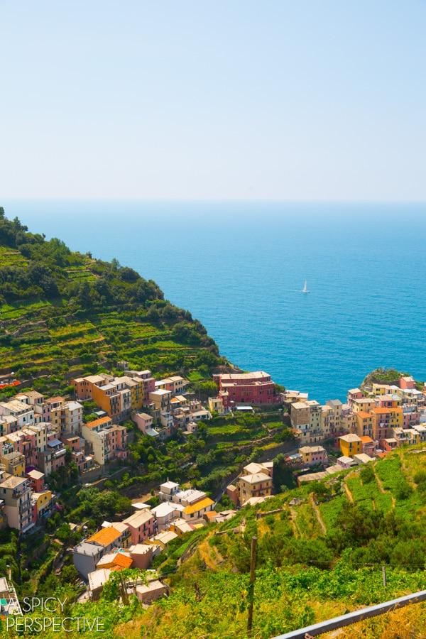 The Cinque Terre, Italy #travel #italy #cinqueterre