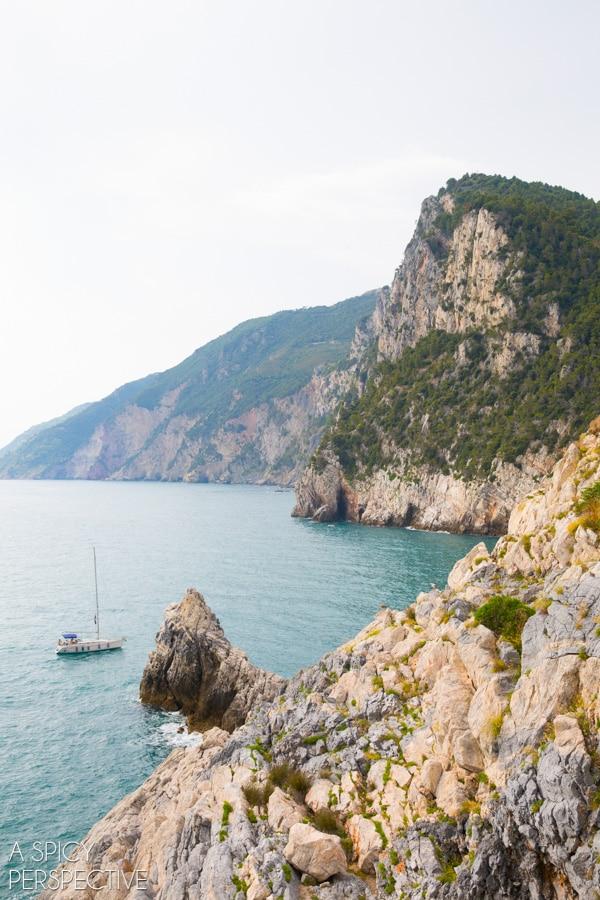 Portovenere, Italy #travel #italy #cinqueterre
