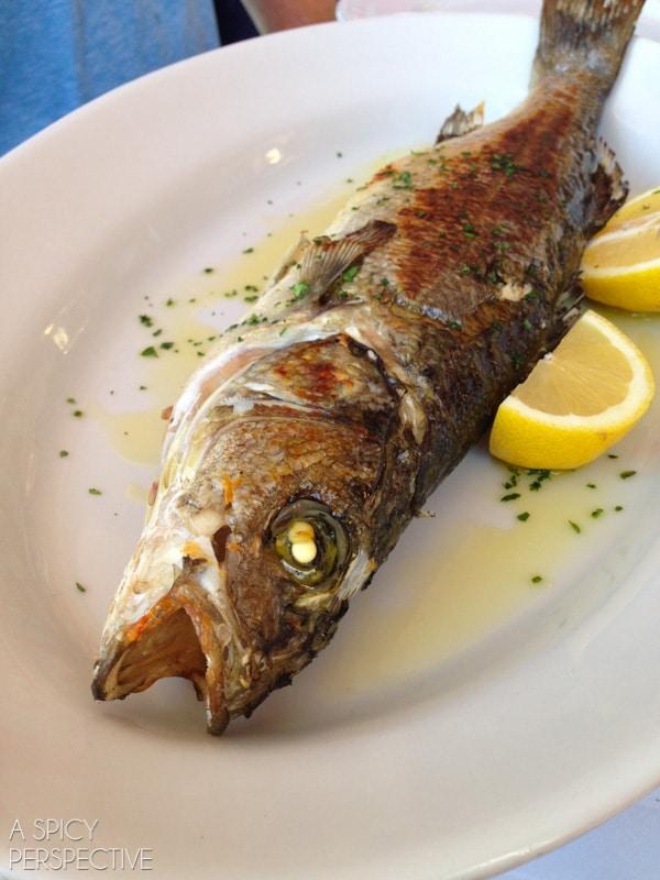 Dining in Cinque Terre, Italy #travel #italy #cinqueterre