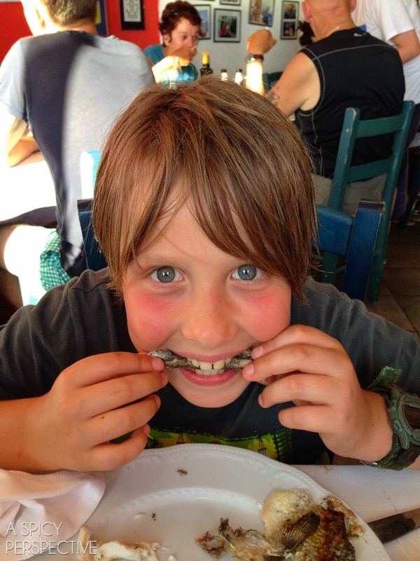 Eating Cinque Terre, Italy #travel #italy #cinqueterre