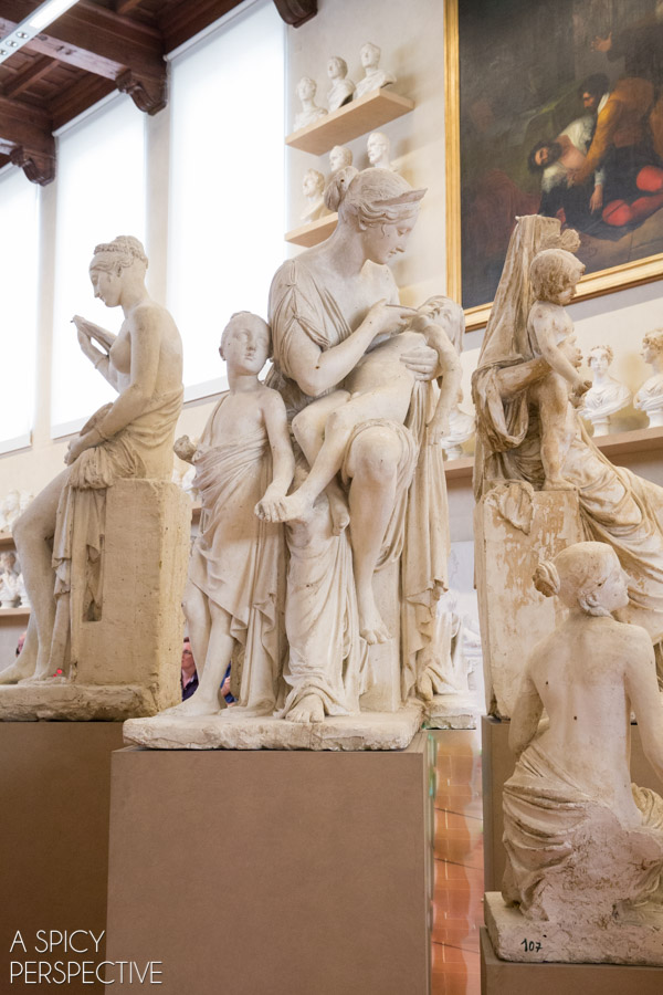 Accademia Gallery - Florence, Italy #italy #travel