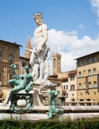 Piazza della Signori - Florence, Italy #travel #italy