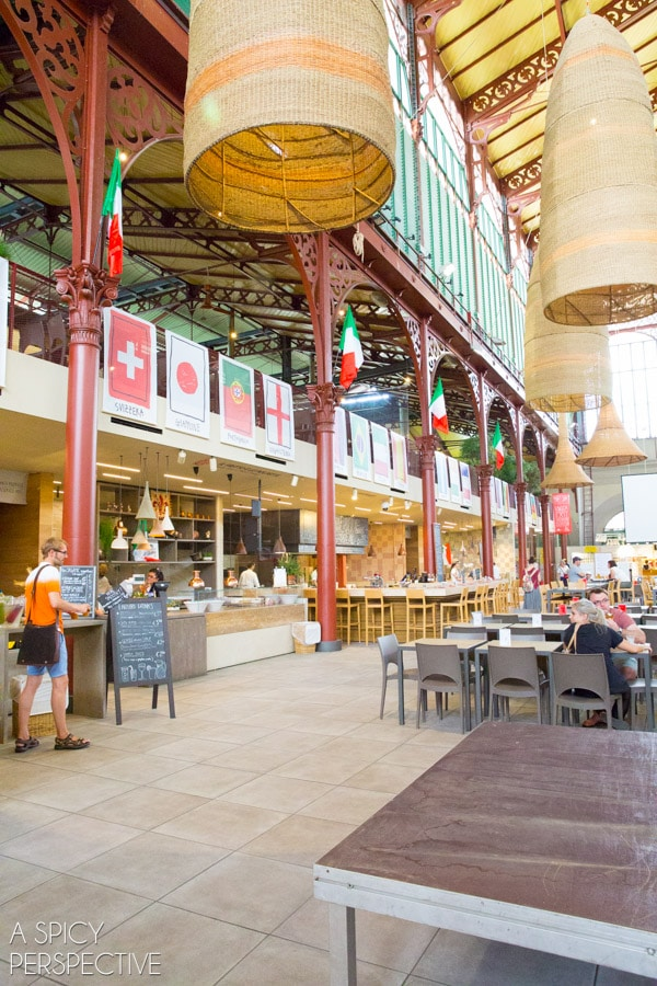 Mercato Centrale - Florence, Italy #italy #travel
