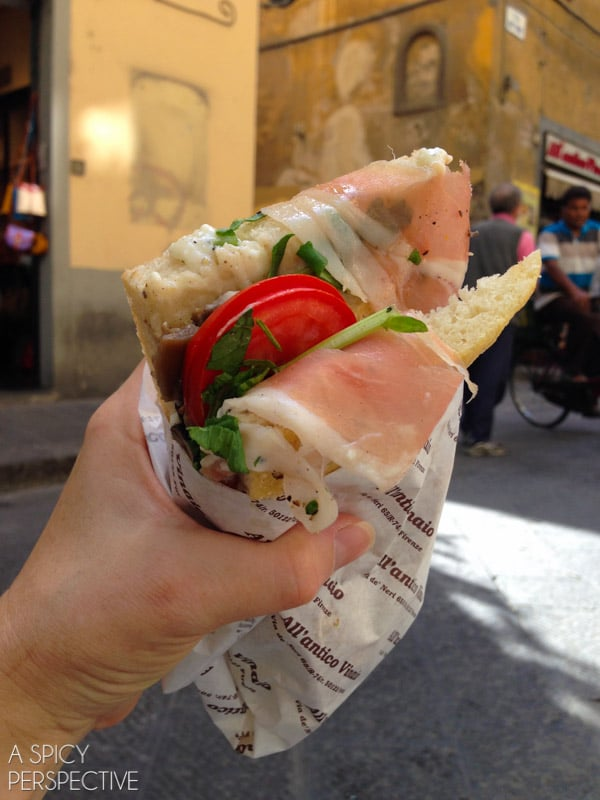 Lunching in - Florence, Italy #italy #travel