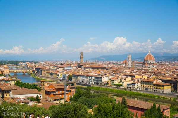 Piazzale Michelangelo - Florence, Italy #italy #travel