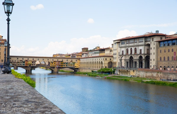 Ponte Vecchio - Florence, Italy #italy #travel