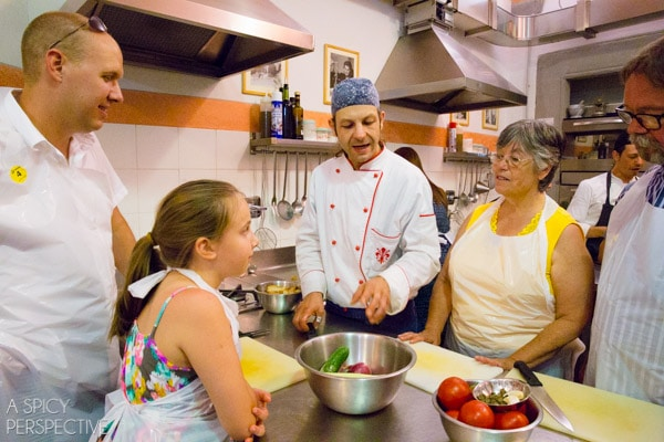 Cooking Class in Florence, Italy #travel #italy