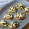 Crispy Smashed Potatoes with Poblanos