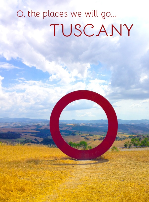 Exploring Tuscany, Italy: The Hill Towns on ASpicyPerspective.com #travel #italy #traveltuesday #tuscany