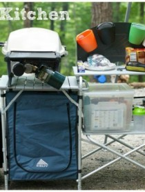 Camping Checklist on ASpicyPerspective.com #camping #fall