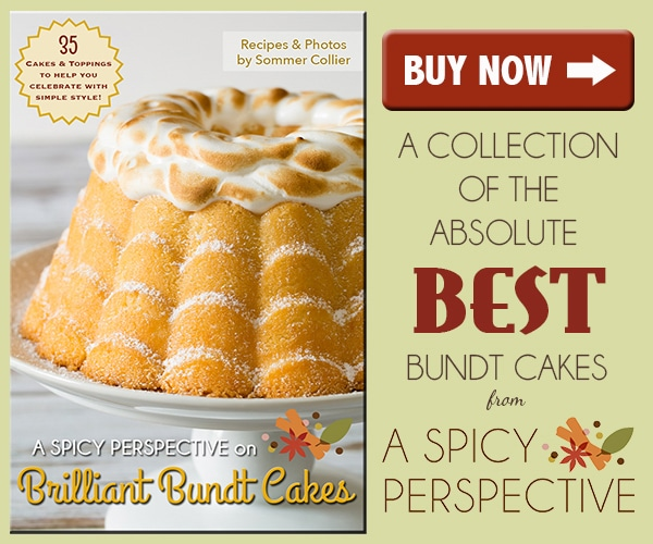 Brilliant Bundt Cakes eBook - The Best Bundt Cakes Ever!