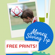 Free Prints from Your Smart Phone!