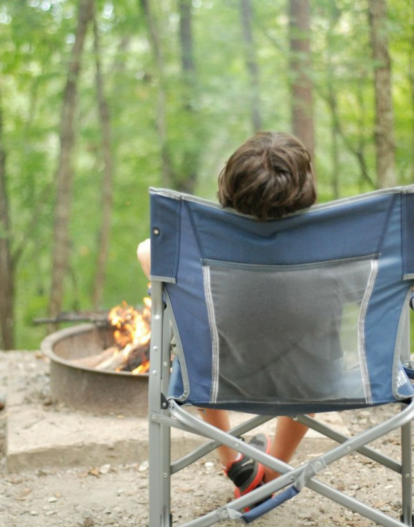 Camping Checklist for Families on ASpicyPerspective.com #camping #fall