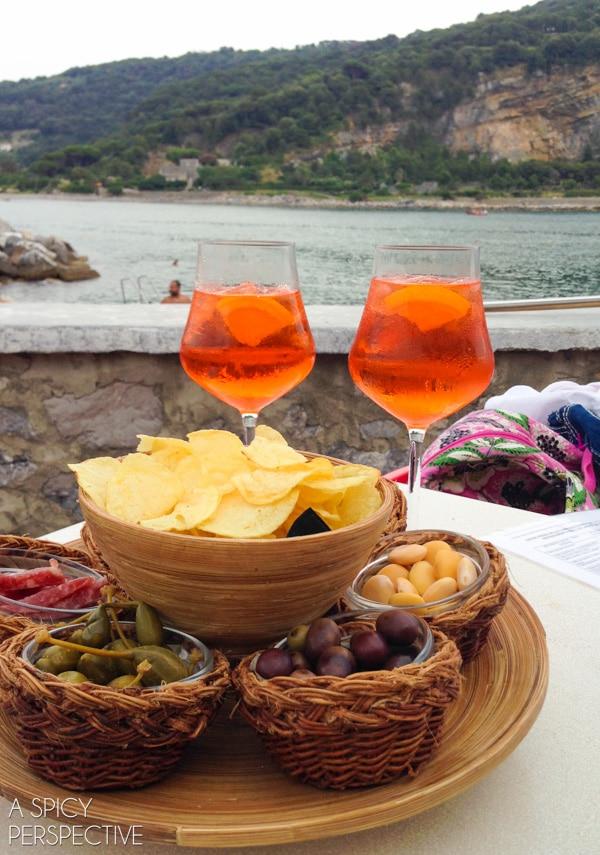 Aperol Spritz #cocktail #summer #italian