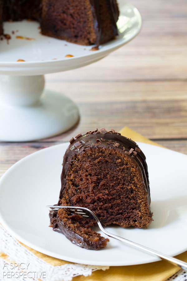 Want... Baileys Irish Cream Bundt Cake #cake #bundtcake #baileysirishcream
