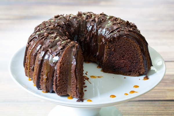 Baileys Irish Cream Bundt Cake - A Spicy Perspective