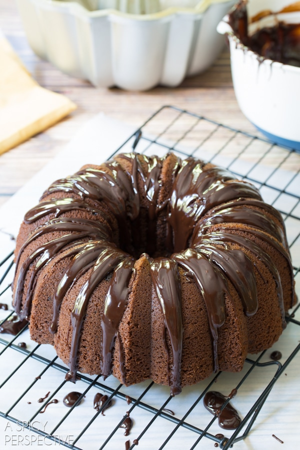 How to Make Baileys Irish Cream Bundt Cake #cake #bundtcake # ...