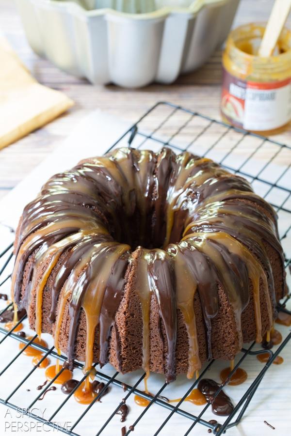 Amazing Baileys Irish Cream Bundt Cake #cake #bundtcake # ...