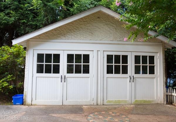 Garage to Office Remodel #diy #remodel