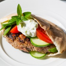 Greek Hamburger Recipe