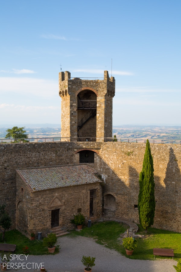 The Hill Towns of Tuscany on ASpicyPerspective.com #travel #italy #traveltuesday #tuscany