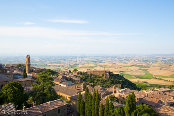 Tuscany Hill Towns on ASpicyPerspective.com #travel #italy #traveltuesday #tuscany