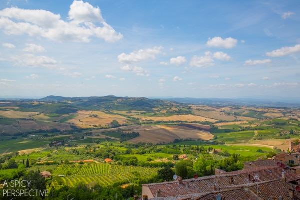 Travel Italy on ASpicyPerspective.com #travel #italy #traveltuesday #tuscany