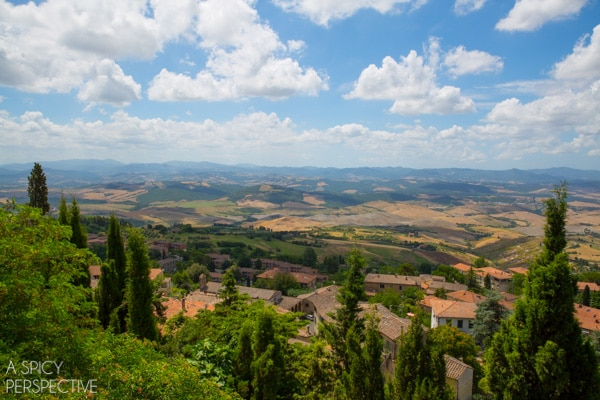 Discovering Tuscany, Italy: The Hill Towns on ASpicyPerspective.com #travel #italy #traveltuesday #tuscany