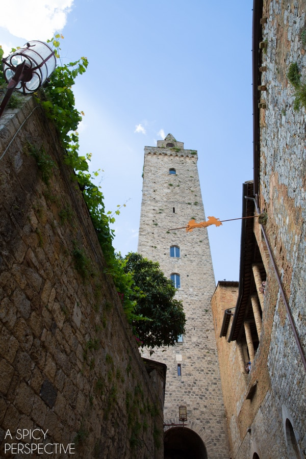 Explore Tuscany, Italy: The Hill Towns on ASpicyPerspective.com #travel #italy #traveltuesday #tuscany