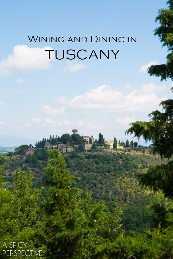 Chianti - Tuscany Italy #travel #italy #tuscany #traveltuesday