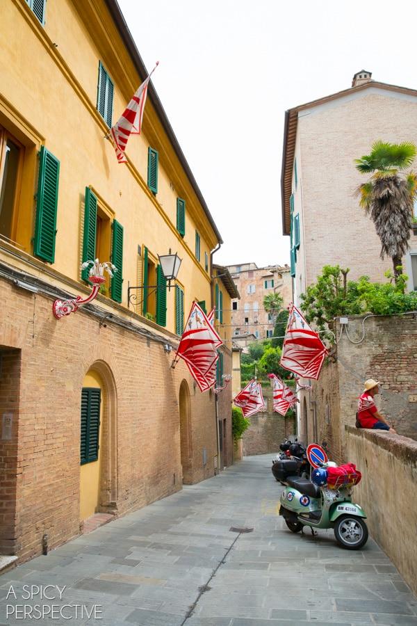 Siena Tuscany Italy #travel #italy #tuscany #traveltuesday