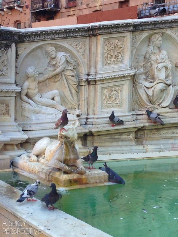 Fountain of Joy - Tuscany Italy #travel #italy #tuscany #traveltuesday