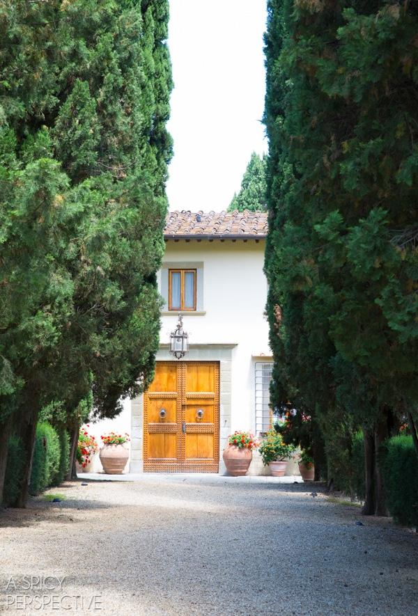 Chianti Region - Tuscany Italy #travel #italy #tuscany #traveltuesday
