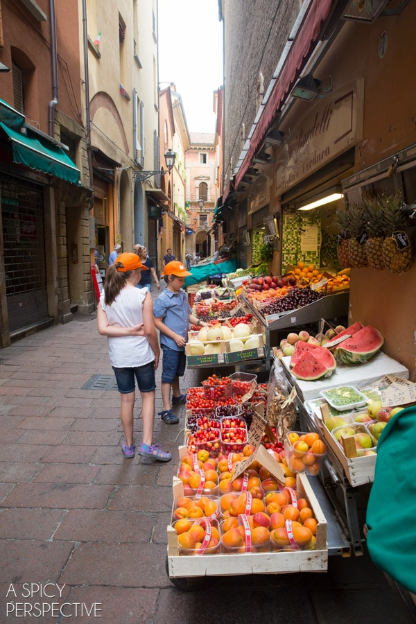 Discovering Bologna Italy - Travel Tips and Photos on ASpicyPerspective.com #travel #italy