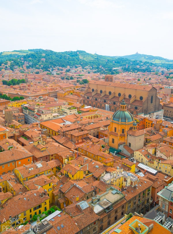 Experience Bologna Italy - Travel Tips and Photos on ASpicyPerspective.com #travel #italy