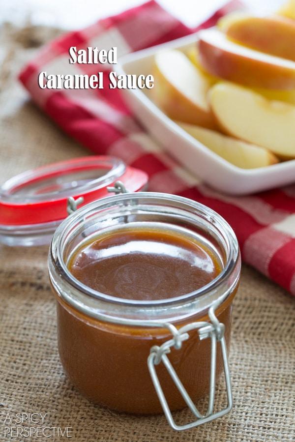 Caramel Sauce #caramel #ediblegifts #fall