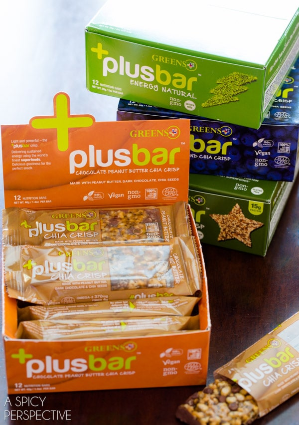 Plus Bars!! #dairyfree #soyfree #glutenfree #breakfast
