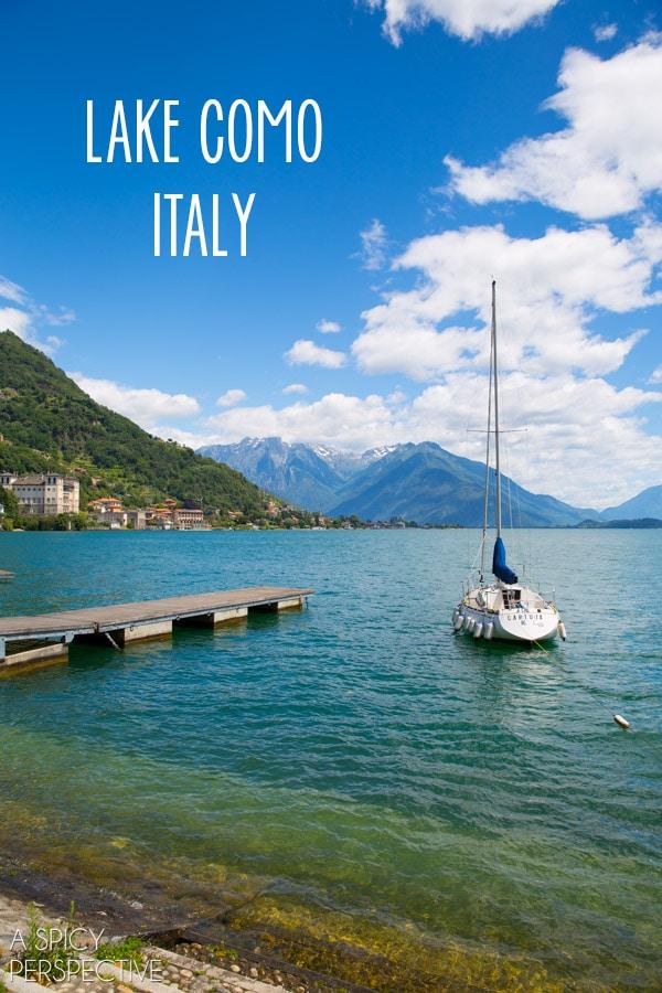 Lake Como Italy #travel #italy #lakecomo