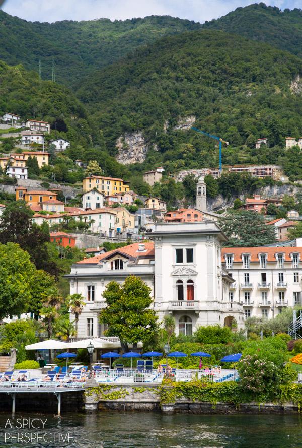 Beautiful Lake Como Italy #travel #italy #lakecomo