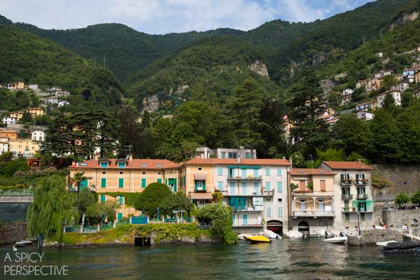 Visit Lake Como Italy #travel #italy #lakecomo